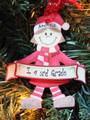 3rd Grade Elf Red Girl
