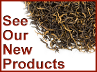New Teas and Teawares in our store
