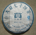 "2007 Menghai Tea Factory ""8582 Recipe Raw"" Pu-erh - 357g"