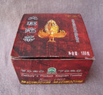 "2008 Xiaguan ""Dali Tuo"" Raw Pu-erh tea tuo in box 100g"