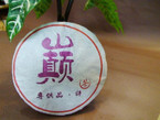 2009 Meng Hai Bulang Mountain Big Tree Raw Pu-erh Cake - 200g