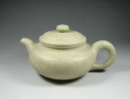 "Ben Shan Green Clay ""Fang Gu"" Yixing teapot 120ml"