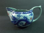 Chahai (Tea Pitcher) - Dragon & Phoenix Design - 180cc cap.