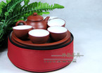 Portable Yixing Tea Set with Clay Tea Tray