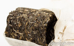 2011 Imperial Handmade Traditional Dai Minority Bamboo Raw Pu-erh - 100 grams