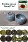Famous Chinese Teas Gift Set
