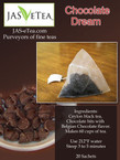 Chocolate Dream - Pyramid Tea Sachets