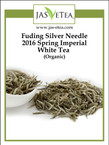 Fuding Silver Needle 2016 Spring Imperial White Tea (Organic-Certified)