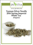 Yunnan Silver Needle 2016 Spring Imperial White Tea (Organic-certified)