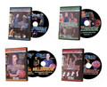Millennium Series DVDs Package (ALL) HUGE SALE