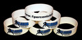 OFFICIAL 1% CLUB Silicone Bands