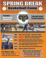 SPRING BREAK CAMP 2 SESSIONS (March 26-29th & April 2nd-5th)