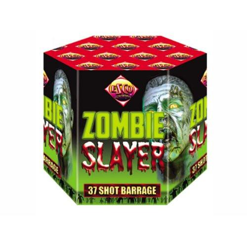 Zombie Slayer 37 Shot Barrage