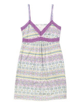 P.J. Salvage Boho Beauty Chemise - Mint