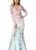 Sky Clothing Terrance Maxi Dress - Orchid