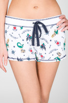 PJ Salvage Soul Mates Shorts