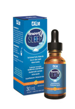Natural Calm Heavenly Sleep Liquid Melatonin 30 Ml