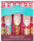 Pacifica Pacifica Hand Cream Trio 3X2.25 OZ