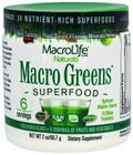 MacroLife Naturals Macro Greens 56.7 g