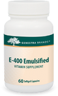 Genestra E400 Emulsified 60 Softgels