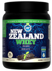 Ergogenics Nutrition New Zealand Whey Isolate Vanilla 455 Grams
