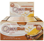 Quest Nutrition S mores Protien Bar Box of 12 x 60g
