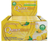 Quest Nutrition Lemon Cream Pie Protein Bar Box of 12 x 60g