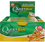 Quest Nutrition Peanut Butter Supreme Protien Bar Box of 12 x 60g