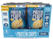 Quest Nutrition Sea Salt Protein Chips Box of 8x32g