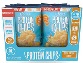 Quest Nutrition Salt & Vinegar Protein Chips Box of 8x32g