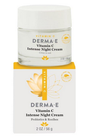 Derma e Vitamin C Intense Night Cream 56 Grams