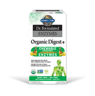 Garden of Life Enzymes Organic Digest+ 90 Chewable Tablets