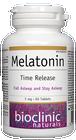 Bioclinic Naturals Melatonin 5 mg - Time Release 60 Tablets