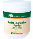 Genestra Amino L Glutamine Powder 270 Grams (9.5 Oz)
