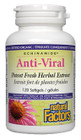 Natural Factors Anti-Viral Potent Fresh Herbal Extract 120 Softgels