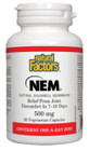 Natural Factors NEM 500 mg 60 Capsules