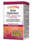 Natural Factors CurcuminRich Joint Optimizer 60 Veg Capsules