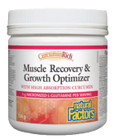 Natural Factors Muscle Recovery & Growth Optimizer 156 g