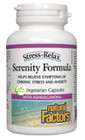 Natural Factors Serenity Formula, Stress-Relax® 120 Veg Capsules