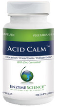Enzyme Science Acid Calm 60 Veg Capsules