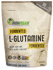 Iron Vegan Sprouted Fermented L Glutamine 400g