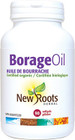 New Roots Borage Oil 1000 mg 90 Softgels