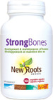 New Roots Strong Bones 360 Veg Capsules