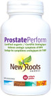 New Roots Prostate Perform Certified Organic 60 Softgels