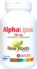 New Roots Alpha Lipoic 250 mg 60 Veg Capsules