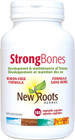 New Roots Strong Bones Boron-Free 180 Veg Capsules