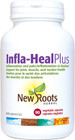 New Roots Infla-Heal Plus 90 Veg Capsules