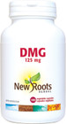 New Roots DMG 125 mg 100 Veg Capsules