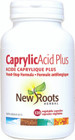 New Roots Caprylic Acid Plus 120 Veg Capsules
