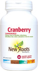 New Roots Cranberry 600 mg 60 Veg Capsules